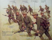 日本兵拼刺刀为什么要退子弹?